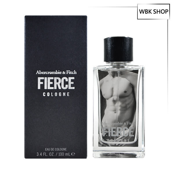 Abercrombie & Fitch Fierce 男性香水 100ml  AF A&F - WBK SHOP