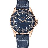 MIDO美度 OCEAN STAR TRIBUTE海洋之星75週年腕錶 M0268303804100