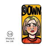 iphonex手機殼套女款8x硅膠新款iphone10創意情侶蘋果x防摔潮牌男限時促銷!