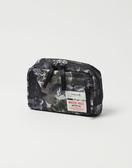 MSPC(master-piece) MSPC x nowartt No.12925-P18-BLACK [藝術家品牌聯名收納包-黑色]