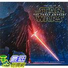 [美國直購] 美國暢銷書 星際大戰 The Art of Star Wars: The Force Awakens