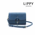 LIPPY Deja 黛亞 - 灰藍  Crossbody Mini 側背小包