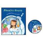 Phonics House 1  (書附CD) (OS小舖)