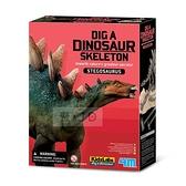 【4M】挖掘恐龍系列 - 00-03229 挖掘劍龍 Dig a Stegosaurus Skeleton