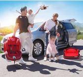 美國兒童安全座椅增高墊3-12歲周歲寶寶汽車用車載簡易便攜式坐墊 伊韓時尚