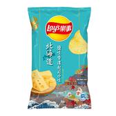 樂事北海道鹽味香濃起司97G【愛買】