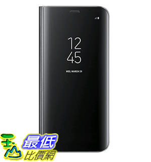 保護套 Samsung Galaxy Note 8 J5 (2017) Slim Clear Mirror case Stand Protection S-View flip Cover