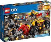 【LEGO樂高】CITY 採礦重型鑽孔機 60186