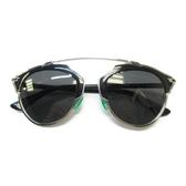 Dior 迪奧 黑色太陽眼鏡 【二手ˋ名牌BRAND OFF】