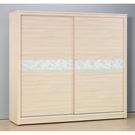 【森可家居】瓦妮莎7x7尺衣櫃(附側拉鏡) 10JX327-7 衣櫥 原木色 無印北歐風 MIT台灣製造