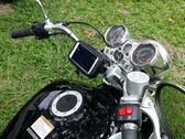 新名流導航車架手機架摩托車手機座支架NEX GTR CUXI G5 VJR iphone x 7 plus note 8