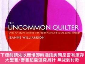 二手書博民逛書店The罕見Uncommon QuilterY255174 Williamson, Jeanne Random