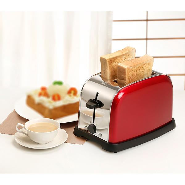 鍋寶 厚片吐司不鏽鋼烤麵包機OV-860-D經典款