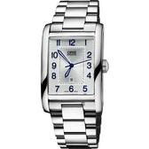 ORIS 豪利時 Rectangular 日期機械錶-30x44mm 0156176934031-0782220