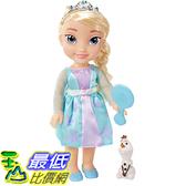 [美國直購] Disney 31070 Frozen Toddler Elsa Doll with Reflection Eyes 迪士尼 小艾莎