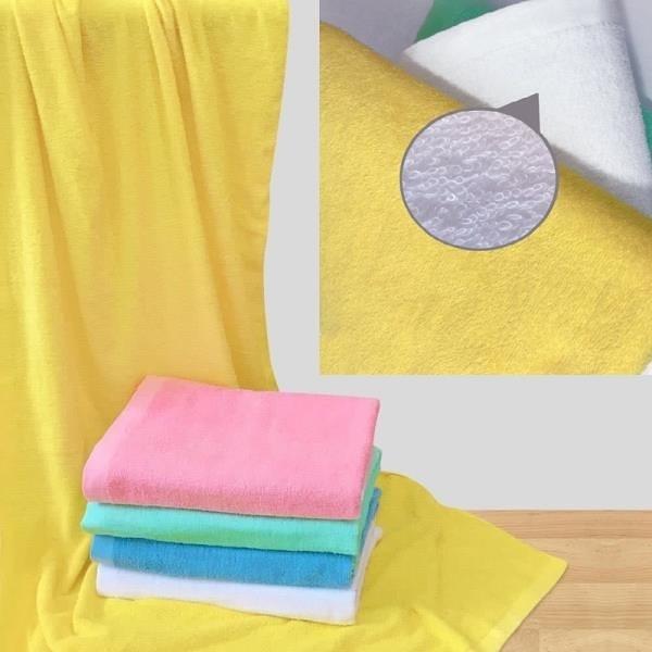 【南紡購物中心】【BICH LOAN】台灣製100%純棉浴巾1條