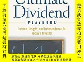 二手書博民逛書店The罕見Ultimate Dividend PlaybookY256260 Morningstar Inc.