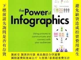 二手書博民逛書店The罕見Power Of InfographicsY364682 Mark Smiciklas Que Co