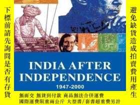 二手書博民逛書店India罕見After IndependenceY364682 Bipan Chandra Penguin