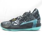ADIDAS DAME 7 GCA 男款 籃球鞋 運動鞋 公司貨 FX7446 黑X藍綠【iSport愛運動】