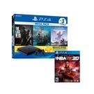 【1/17-1/26限時10天破盤降】SONY PS4 MEGA PACK 同捆組+NBA 2K20 中文一般版