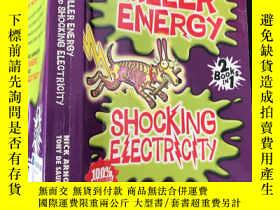 二手書博民逛書店Killer罕見Energy AND Shocking Elec