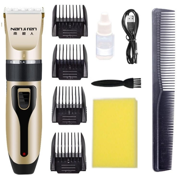 理髮器南極人理髪器電推剪充電式家用成人電動剃頭刀兒童靜音嬰兒電推子 夏季上新