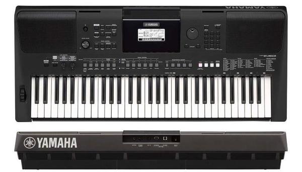 ☆唐尼樂器︵☆ YAMAHA PSR-E463 自動伴奏電子琴(附贈全套配件/大延音踏板/鍵盤保養組)