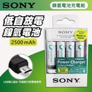 【現貨】SONY 鎳氫電池 充電器組 A...