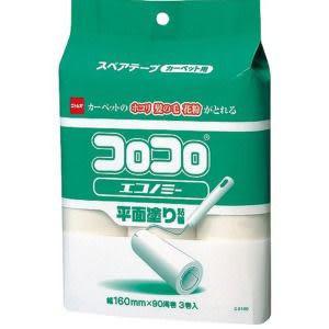 日本製【NITOMS】H-C2160 抗菌滾筒黏紙-3入備用
