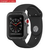 蘋果Watch2代保護殼錶帶Apple3代智慧手錶外殼運動保護套