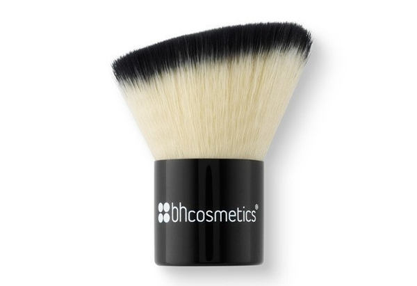 美國 bh cosmetics Angled Kabuki Brush 斜角蘑菇刷/歌舞伎刷 蜜粉腮紅刷