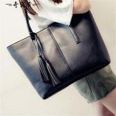 大包包女2018新款潮韓版百搭時尚潮托特包大容量包手提包側背大包