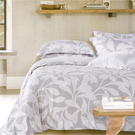 【Jenny Silk名床】河蔚.100%天絲.加大雙人鋪棉床包組兩用鋪棉被套全套