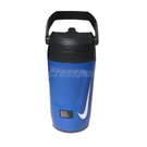 Nike 霸水壺 Fuel Jug 64OZ 藍 白 大容量 手提 運動 旅遊 1893ml【ACS】 N000001341-4OS