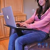電腦支架桌腿夾式學生書寫懶人床上車載折疊【英賽德3C數碼館】