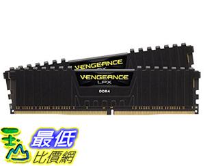 [107美國直購] 記憶體條 Corsair LPX 32GB DRAM 3000MHz C15 Memory Kit for DDR4 Systems