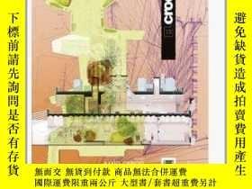二手書博民逛書店EL罕見croquis中文版 建築素描第184期 AMID.CERO9事務所 MOS事務所Y386850 EL