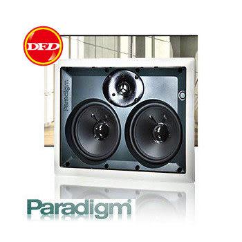 加拿大 Paradigm CS-LCR 崁入式喇叭(單支雙聲道)