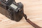 單反相機腕帶適用於微單富士X100F XT20XT100 XT3 復古真皮手掛繩 YJT