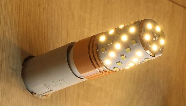 燈具燈飾【豪亮燈飾】LED E14 6W 三色燈泡(不適用有IC分段開關的燈具)~壁燈吊扇燈工業風燈泡水晶燈