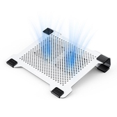 筆記本散熱器支架鋁合金電腦散熱架風扇降溫底座遊戲本水冷抽風式 時尚教主