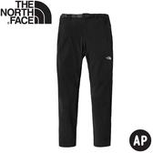 【The North Face 女 軟殼長褲《黑》】4ND2/防潑水/戶外長褲/休閒長褲/登山褲