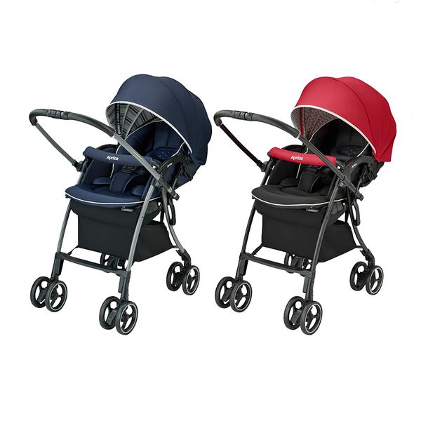 Aprica 愛普力卡 LUXUNA Cushion 四輪自動定位嬰兒車