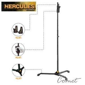 【麥克風架】麥克風架 HERCULES麥克風架 麥克風架   MS401B HERCULES