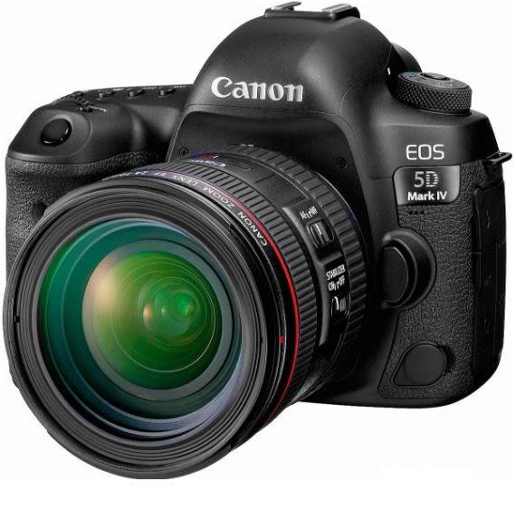 Canon EOS 5D Mark IV 5D4 +24-70mm f/4L IS USM 單鏡組 晶豪泰3C 專業攝影 公司貨