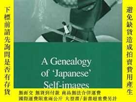 二手書博民逛書店A罕見Genealogy Of Japanese Self-imagesY256260 Eiji Oguma