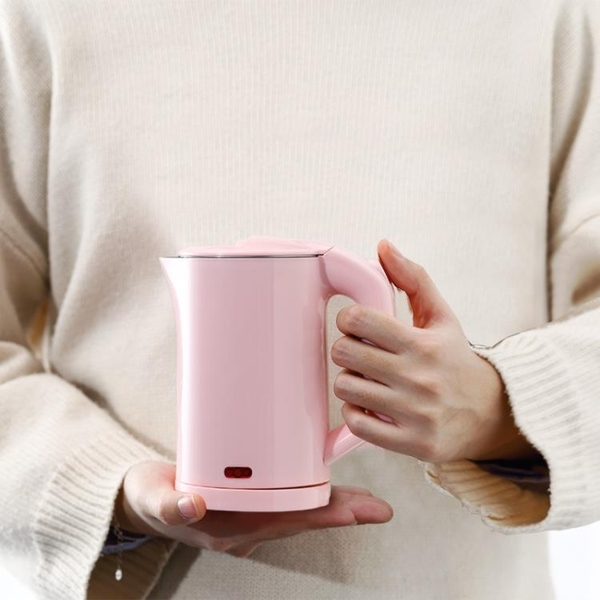 熱水壺蔡司伊康便攜式燒水壺小迷你折疊水壺旅行電熱水壺小容量出國旅行 聖誕節