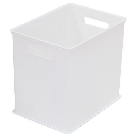收納盒 直式半格型 FINE2 WH NITORI宜得利家居