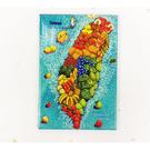 【收藏天地】台灣紀念品*創意特色磁鐵 - 水果王國 /  旅遊 紀念品 手信 景點